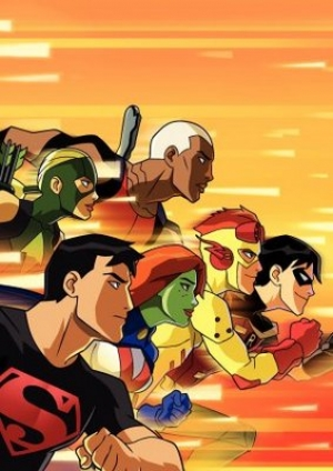 Young Justice v akci
