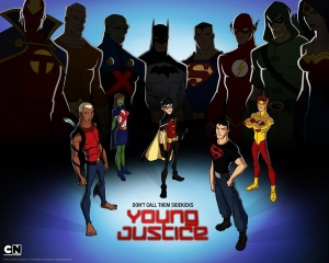 Young Justice s jejich mentorama