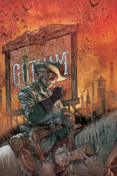 All Star Western - New 52