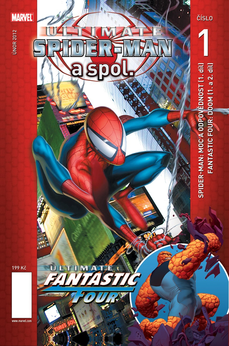 Ultimate Spider-Man & spol. 01