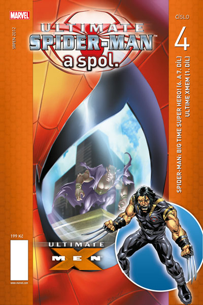 Ultimate Spider-Man & spol. 04