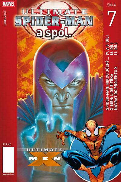 Ultimate Spider-man & spol. 07