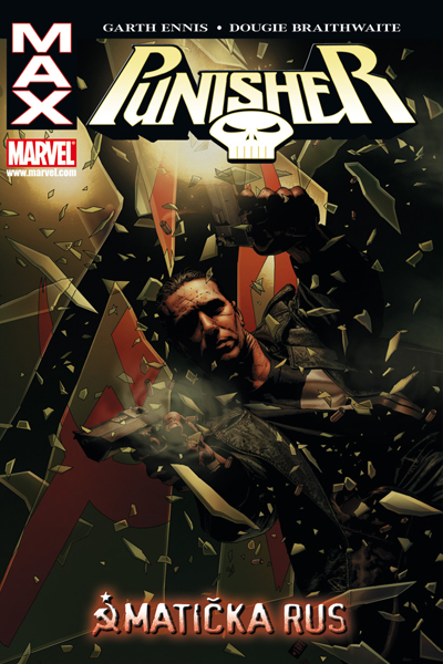 Punisher MAX 3: Matička Rus