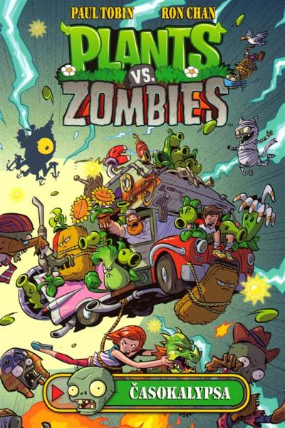 Plants vs. Zombies #2: Časokalypsa