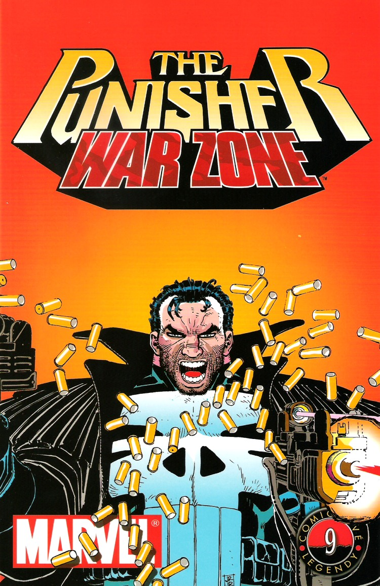 Comicsové legendy 09: Punisher 1