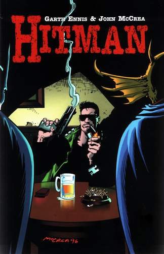 Hitman: Ten Thousand Bullets by Garth Ennis (2010, Paperback)