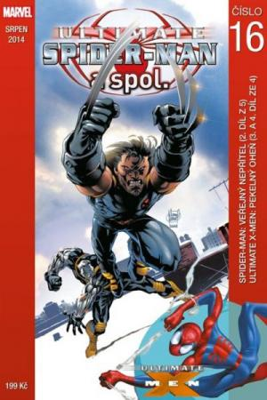 Ultimate Spider-man & spol. 16