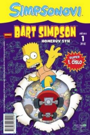Bart Simpson #01/2013: Homerův syn