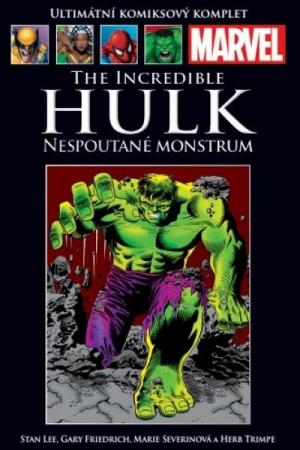 Ultimátní komiksový komplet #095: The Incredible Hulk - Nespoutané monstrum