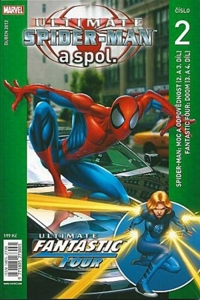 Ultimate Spider-Man & spol. 02