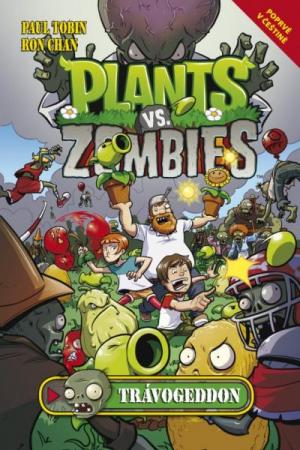 Plants vs. Zombies #1: Trávogeddon