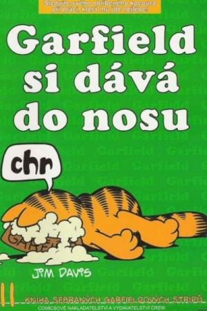 Garfield 11: Si dává do nosu