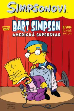 Bart Simpson #08/2014: Ameriká Superstár