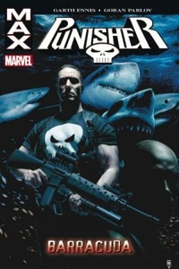 Punisher MAX 6: Barracuda