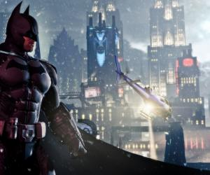 Batman Arkham Origins + Deathstroke fight trailer