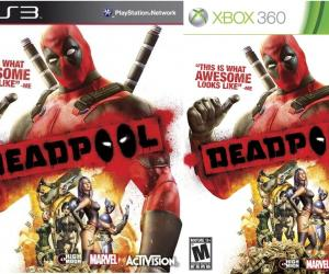 Deadpool: The Game coverart