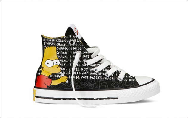 Converse x The Simpsons? Proč by ne!