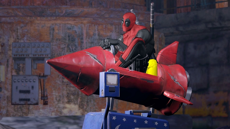 Recenze Deadpool: The Game