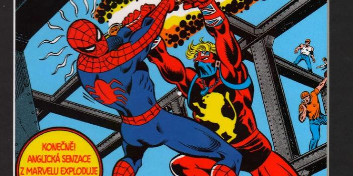 Ultimátní komiksový komplet #118: Spider-Man - Marvel Team-Up