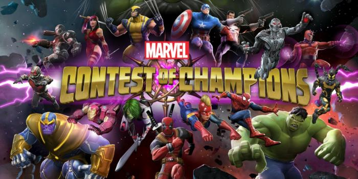 RECENZE: MARVEL - Contest of Champions