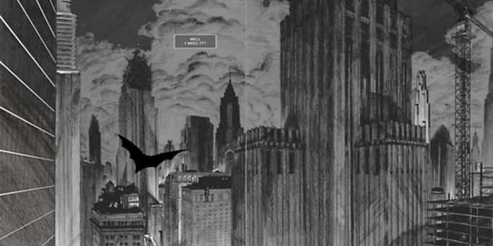 Death by Design: Batman v ��i architektury