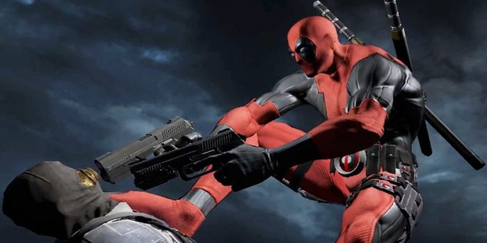 Deadpool: The Game + trailer