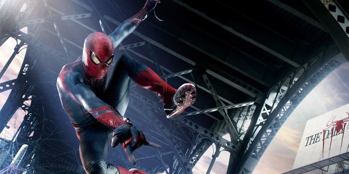The Amazing Spider-Man: Super preview