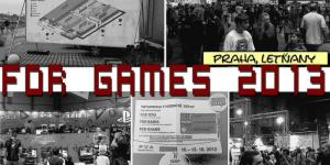 Geekoviny #04: FOR GAMES 2013