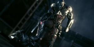 Arkham Knight: Gameplay trailer