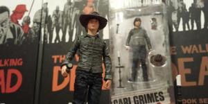 Carl Grimmes: McFarlane The Walking Dead série 7
