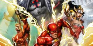 Trailer na Justice League: Flashpoint paradox!!!