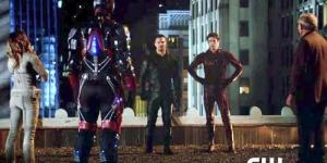 Arrow, The Flash a Legends of Tomorrow – jedna show