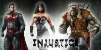 Injustice: Gods Among Us - Exkluzivní Red Son Pack