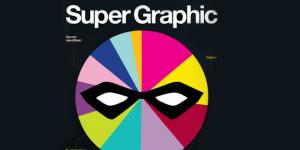SuperGraphic, kniha plná super grafů? Ano!