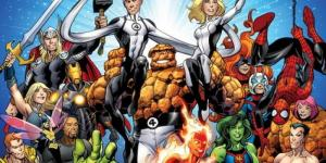 Best of Marvel Comics 2014