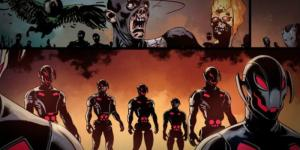 Secret Wars: Age of Ultron vs. Marvel Zombies