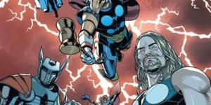 Thors & Secret Wars