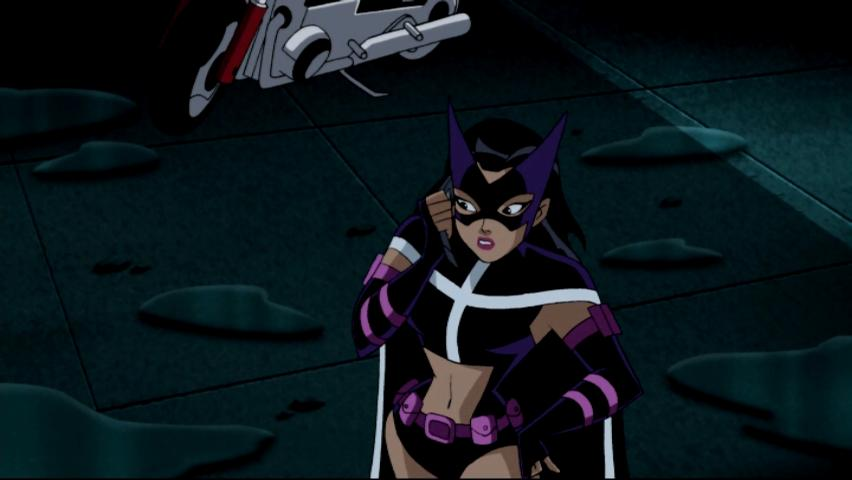 Black Canary And Huntress Justice League Unlimited | www ...