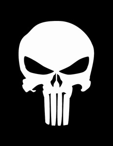 Punisher: logo