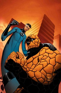 The Thing a Mr. Fantastic