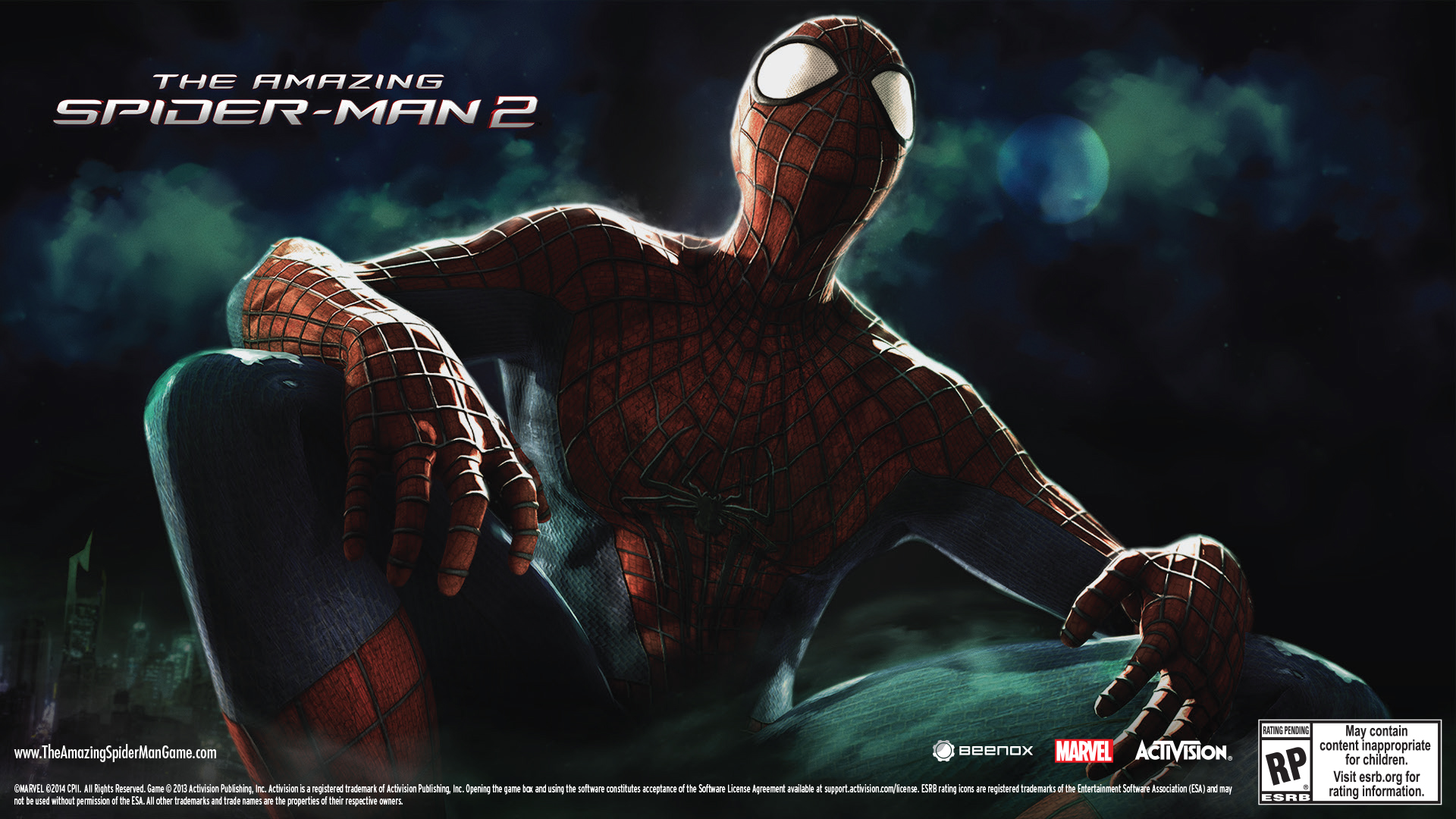 The Amazign Spider-Man 2 videogame